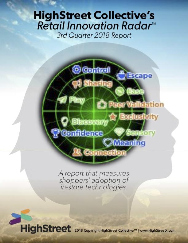 Retail Innovation Radar Report HighStreet